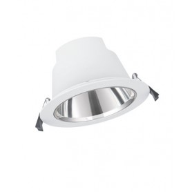 ΠΑΝΕΛ DOWNLIGHT COMFORT 155 18 W 3CCT IP54 WT