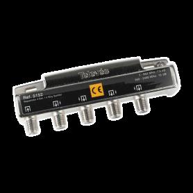 5152 splitter 4 ways F 5-2400 MHz DC pass