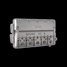 5469 splitter 6 ways Easy-F 5-2400 MHz DC pass