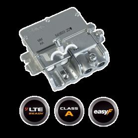 543503 splitter 2 ways Easy-F mini 5-2400 MHz DC pass