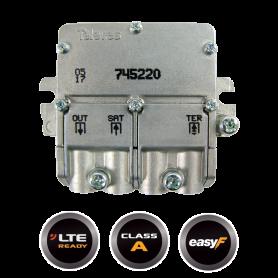 745220 TV-SAT(dc) Mixer/Diplexer LTE Easy-F