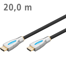 31971 ΚΑΛΩΔΙΟ HDMI 4K ETHERNET 20.0m ACTIVE