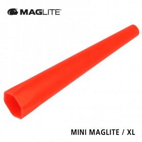 AM2ABPB Kώνος για MINI MAGLITE / XL κόκκινος