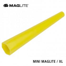 AM2ABRB Kώνος για MINI MAGLITE / XL κίτρινος