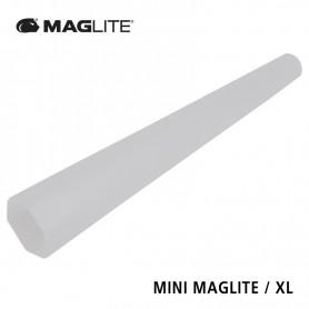 AM2ABSB Kώνος για MINI MAGLITE / XL λευκός