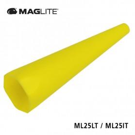 AFXC05B Kώνος για MAGLITE ML25LT / ML25IT κίτρινος