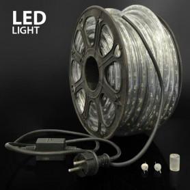 ΦΩΤ/ΝΑ LED, ΜΟΝ/ΛΗ, ΘΕΡΜΟ ΛΕΥΚO, 50m. ΜΕ 36 LED ΑΝΑ ΜΕΤΡΟ, IP44