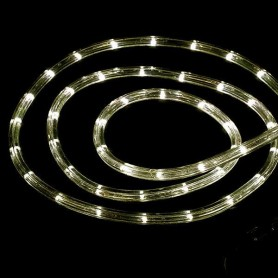 ΦΩΤ/ΝΑ LED, ΜΟΝ/ΛΗ, ΘΕΡΜΟ ΛΕΥΚO, 50m, ΜΕ 24 LED ΑΝΑ ΜΕΤΡΟ, IP44