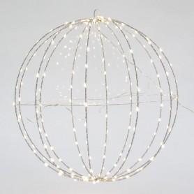 ΜΠΑΛΑ ΦΩΤΙΖΟΜΕΝΗ, 240 LED, 40cm, IP44