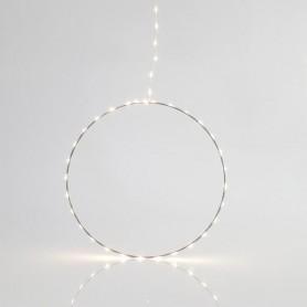ΔΑΧΤΥΛΙΔΙΑ ΚΡΕΜΑΣΤΑ, 45 LED, 30cm, IP44