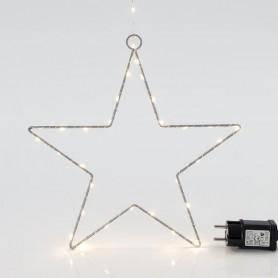 ΑΣΤΕΡΙ ΦΩΤΙΖΟΜΕΝΟ, 45 LED, 30cm