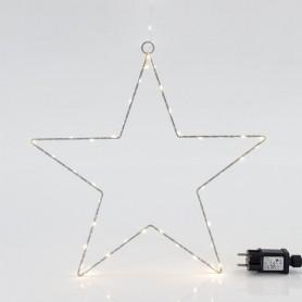 ΑΣΤΕΡΙ ΦΩΤΙΖΟΜΕΝΟ, 55 LED, 40cm
