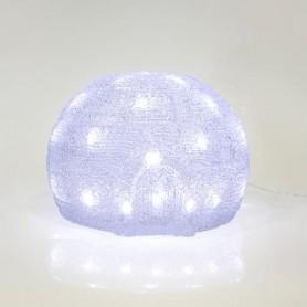 ΑΚΡΥΛΙΚΟ LED ΙΓΚΛΟΥ, 29x27,5x21cm, IP44