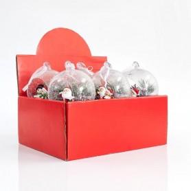 DISPLAY BOX, ΜΠΑΛΕΣ ΠΛΑΣΤΙΚΕΣ, ΜΕ ΦΩΣ, ΣΕ 6 ΣΧΕΔΙΑ, 6ΤΜΧ, 10x9x11,5cm