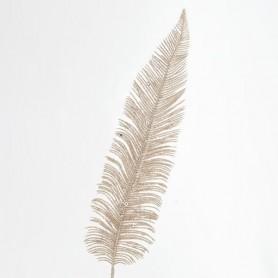 ΚΛΑΔΙ ΦΤΕΡΗ, ΣΑΜΠΑΝΙ ΧΡΥΣΗ, 66cm