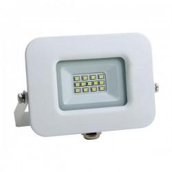 ΠΡΟΒΟΛΕΑΣ LED SMD ΒΑΣΗ 360° PLUS 10W ΛΕΥΚΟΣ IP65 6500K PLUS