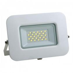ΠΡΟΒΟΛΕΑΣ LED SMD ΒΑΣΗ 360° PLUS 20W ΛΕΥΚΟΣ IP65 6500K PLUS