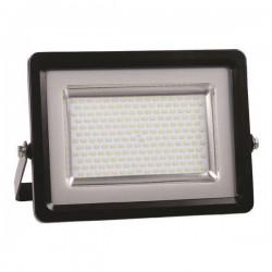 ΠΡΟΒΟΛΕΑΣ LED SMD PLUS 300W AC100-240V ΜΑΥΡΟΣ IP65 6500K PLUS
