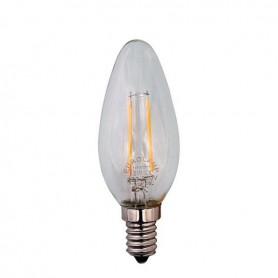 ΛΑΜΠΑ LED ΜΙΝΙΟΝ FILAMENT 4W E14 2700K 220-240V BLISTER