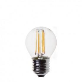 ΛΑΜΠΑ LED ΣΦΑΙΡΙΚΗ FILAMENT 4W E14 2700K 220-240V BLISTER