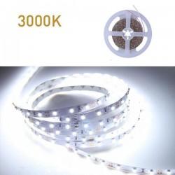 ΤΑΙΝΙΑ LED 5 ΜΕΤΡΩΝ 6W 12V 3000K IP20