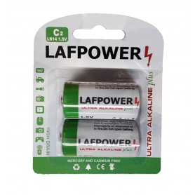 MΠATAPIA AΛKAΛIKH LAFPOWER C / LR14 1.5V