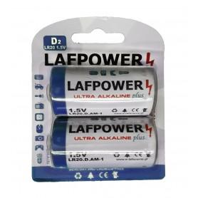 MΠATAPIA AΛKAΛIKH LAFPOWER D / LR20 1.5V