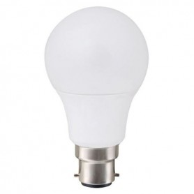 LAFLIGHT - Λαμπτήρας LED Α60 (Αχλαδωτός) - 12W B22 6500K