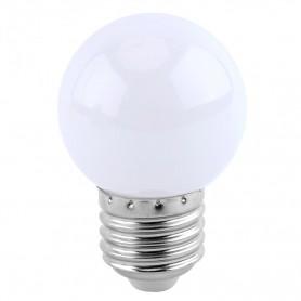 Λαμπτήρας LED G45 (Σφαιρικός) - 1W E27 6400K