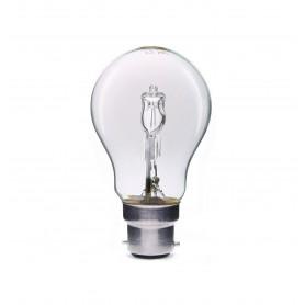 LAFLIGHT - Λαμπτήρας Αλογόνου A55 (Αχλαδωτός) - 28W B22 2800K