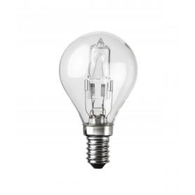 LAFLIGHT - Λαμπτήρας Αλογόνου G45 (Σφαιρικός) - 42W E14 2800K