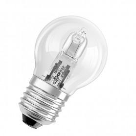 LAFLIGHT - Λαμπτήρας Αλογόνου G45 (Σφαιρικός) - 28W E27 2800K