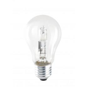 LAFLIGHT - Λαμπτήρας Αλογόνου A55 (Αχλαδωτός) - 53W E27 2800K