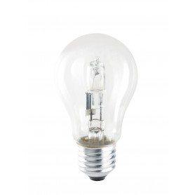 LAFLIGHT - Λαμπτήρας Αλογόνου A55 (Αχλαδωτός) - 28W E27 2800K
