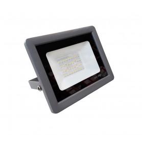 LAFLIGHT - Προβολέας LED - 30W 6500K - Apollo-Slim