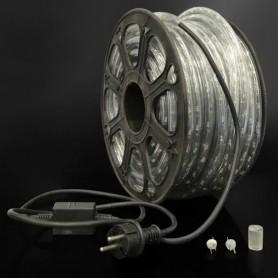 LAFLIGHT - Φωτοσωλήνας LED 2 Κανάλια Θερμό Λευκό