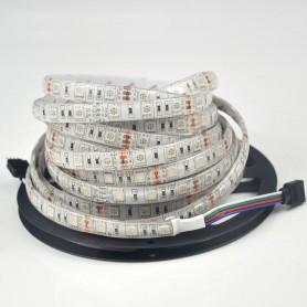 LAFLIGHT - Ταινία LED 24V IP20 10W/m RGB