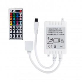 Controller με εφέ κίνησης (IR) 6A για ταινία LED