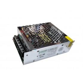 LAFLIGHT - Μετασχηματιστής Μεταλλικός 12V 8.5A 100W
