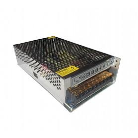 LAFLIGHT - Μετασχηματιστής Μεταλλικός 12V 12.5A 150W