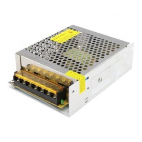 LAFLIGHT - Μετασχηματιστής Μεταλλικός 5V 40A 200W