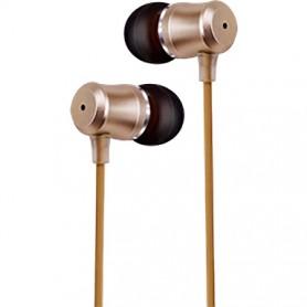 NFM-X12 - Ακουστικά In-Ear HiFi (1.2m-3.5mm) - GOLD