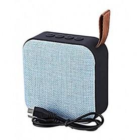 T5 - Φορητό Bluetooth Ηχείο (Μικρόφωνο-Ραδιόφωνο) - BLUE