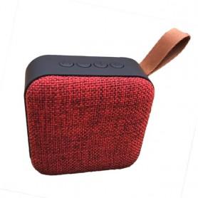 T5 - Φορητό Bluetooth Ηχείο (Μικρόφωνο-Ραδιόφωνο) - RED
