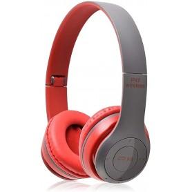 NFM-P47 - Ακουστικά Bluetooth Over-the-Head - RED