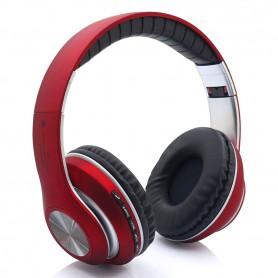 NFM-V33 - Ακουστικά Bluetooth Over-the-Head - RED