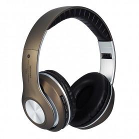 NFM-V33 - Ακουστικά Bluetooth Over-the-Head - BROWN