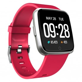 Y7 - Fitness Smart Watch - RED