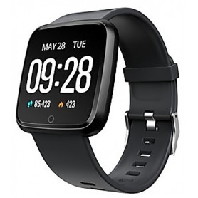 Y7 - Fitness Smart Watch - BLACK