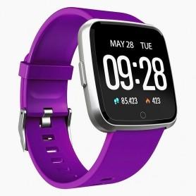 Y7 - Fitness Smart Watch - PURPLE